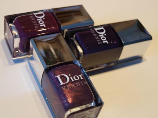 Violets Hypnotiques Dior II 30ansenbeaute 510x382 Les Violets Hypnotiques de Dior
