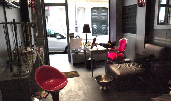 Bed & Nails salon manicure pedicure Paris 16th 30ansenbeauté