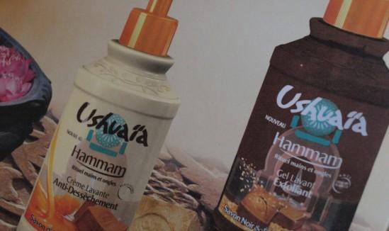 Hammam Ushuaïa gel lavant exfoliant 30ansenbeauté