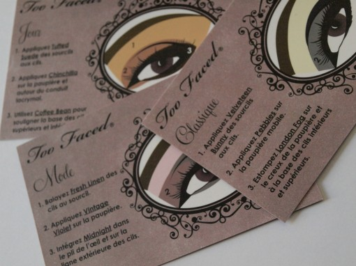 Too Faced Matte Eyes 30ansenbeaute II 510x382 Echec et mat