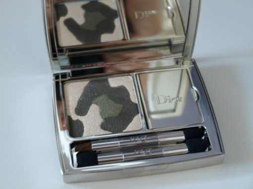 Palette Golden Jungle II Dior 30ansenbeaute 510x382 Dior Golden jungle des yeux aux ongles