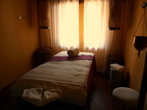 Spa 5 Mondes Club Med Albion cabine 30ansenbeaute 510x382 Le soin cheveu à lhuile chaude au Spa 5 Mondes