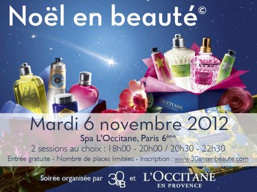 BANNIERE NOEL EN BEAUTE 2012 PROGRAMME 510x382 Noël en beauté 2012 : un air de Provence !