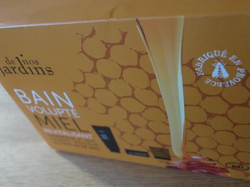 Coffret Bain Volupte Miel chez Nature et DecouvertesII 30ansenbeaute 510x382 Atout miel !