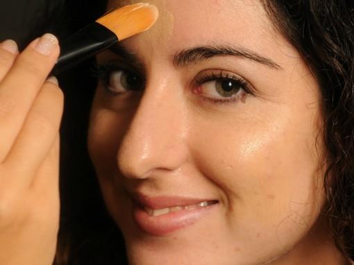 atelier maquillage noel en beaute 30ansenbeaute1 510x382 Soirée Noël en beauté 2012, le compte rendu en images !