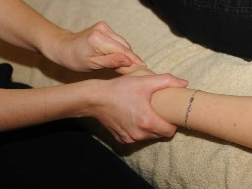 soin douceur des mains spa loccitane 30ansenbeaute 510x382 Soirée Noël en beauté 2012, le compte rendu en images !