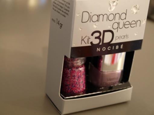 kit manucure caviar pearls nocibe 30ansenbeaute diamond queen 510x382 Des billes sur mes ongles : un jeu denfant ?