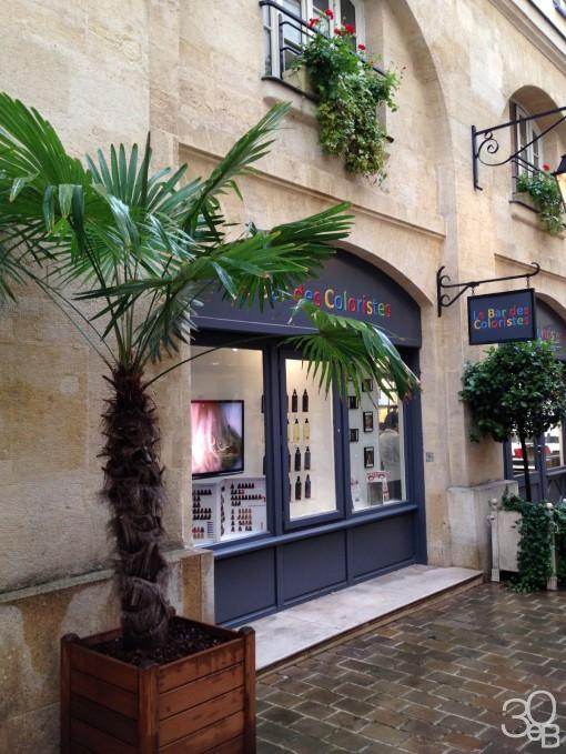 jai test le bar des coloristes - Coloriste Paris Pas Cher