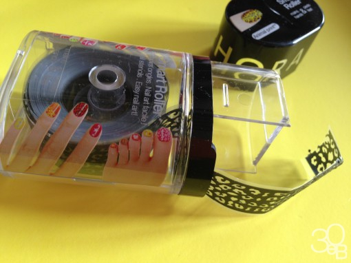 smart roller sephora 30ansenbeaute 3 510x382 Manucure léopard avec le Smart Roller de Sephora