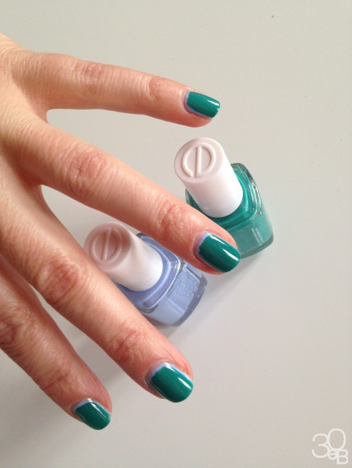 Nail contouring essie 30ansenebeaute 510x679 Le nail contouring, et si cétait facile ?
