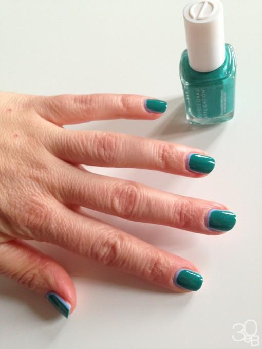 Nail contouring essie 30ansenebeaute 2 510x679 Le nail contouring, et si cétait facile ?
