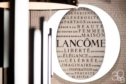 lancome espace beaute printemps haussmann 510x340 Lancôme casse les codes des grands magasins, enfin !