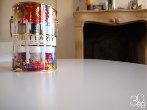 paint party formula x 30ansenbeaute 510x382 Cosmétiques de fêtes