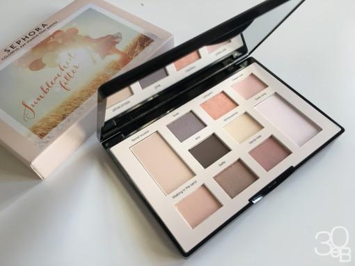 sephora filter palette eye shadow 30ansenbeaute 510x382 Ma revue maquillage de lété