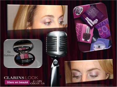 Clarins+look+jazzy+colours Clarins Jazzy Colours: le test