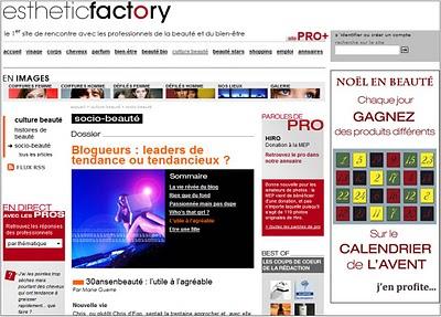 esthetic+factory+dec+09 Parution dans estheticfactory