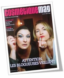 233f1d20280138d4d104a0dc56840f8e Ma 1ère couverture de magazine spécial bloggeuses beauté