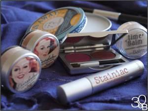 41b4aab56d5b56979bb49e012fd7bc3f Séance maquillage Bizutage avec la marque rétro The Balm