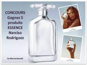 4dc35576f2f435d6002a871364fd8593 Concours Essence de Narciso Rodriguez