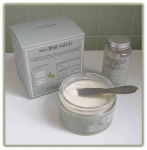 b0a261d439efd5e65fead7949095a436 Ma Crème Nature, du nouveau dans la gamme bio de L'Occitane