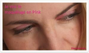 c075607337ada53f35732a7415db29f0 Je vois mon maquillage en P!nk