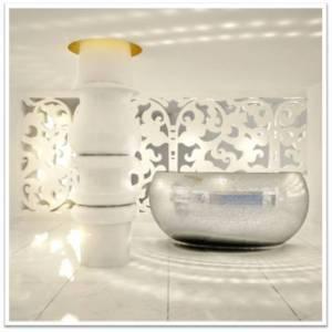 ee496f1a798bc3a9c99c17f60a2be05f LAgua Spa par Starck : design, diamants et décadence!