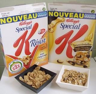 Petit déjeuner beauté avec Special K